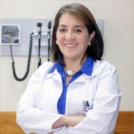 Dr. María  Augusta Garcés Vásquez, Oftalmología
