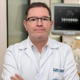 Dr. Marco  Antonio Sacoto Aguilar, Ginecología