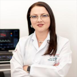 Dra. Viviana Nuñez, Angiología