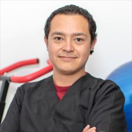 Dr. Josué Espinoza, Fisioterapia