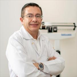 Dr. José  Castro , Diabetología