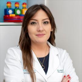 Dr. Hipatia  Monge Aillón, Neuropsicología Infantil
