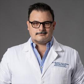 Dr. Ricardo Calle Mourin, Medicina Interna