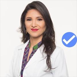 Dr. Loria Tamara Jaramillo Monge, Ginecología