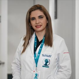 Dra. Julieta  Ríos  Hernández, Psiquiatría