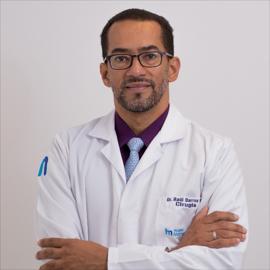 Dr. Raúl  Barros Gruezo, Cirugía General