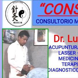 Dr. Luis González, Acupuntura