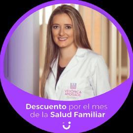 Dra. Verónica Andrade Torres, Nutrición