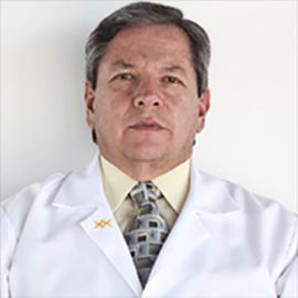 Dr. Rodrigo León Bayas, Diabetología