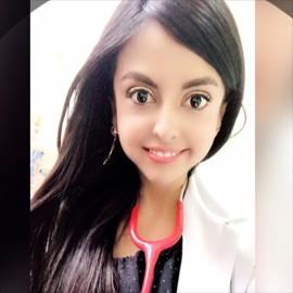 Dra. Gabriela  Orbe , Pediatría