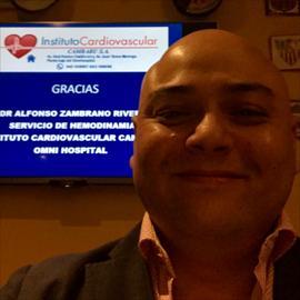 Dr. Alfonso Rafael Zambrano Rivera, Cardiología Clínica