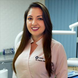 Dr. Shirley Pamela Palma Gómez, Odontología