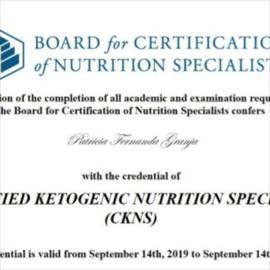 Dra. Patricia Granja, Medicina Nutricional
