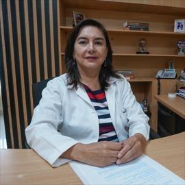 Dra. Nora  Tello Valencia, Nutriología