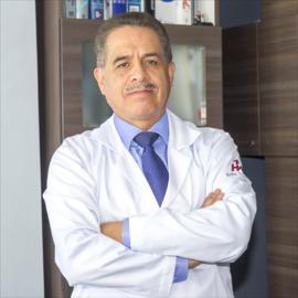 Dr. Manuel Eduardo Echeverría Córdova, Gastroenterología