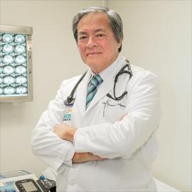 Dr. Fernando Antonio Aguirre  Palacios, Cardiología