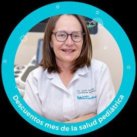 Dra. Lucía Gordillo Tobar, Cardiología Pediátrica