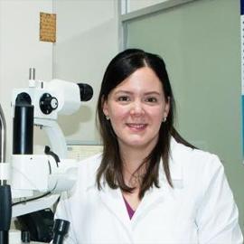 Dra. Nathali  Alvarez Tarazon, Oftalmología