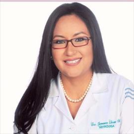 Dra. Geovanna Llerena, Nefrología