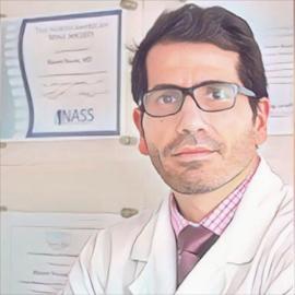 Dr. Hazem  Nicola, Cirugía de Columna Vertebral