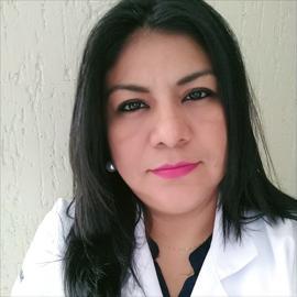 Dra. María Eugenia Choc de Ajanel, Medicina Interna