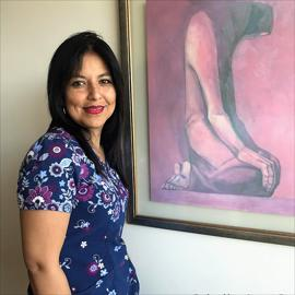 Dra. Priscila Cruz, Ginecología y obstetricia