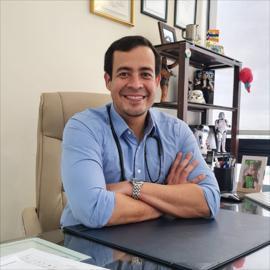 Dr. José Eliseo Mayén Castillo, Gastroenterología Pediátrica