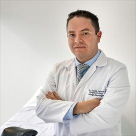Dr. David Granda, Urología