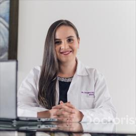 Dra. María  Maldonado , Especialista en Lactancia Materna
