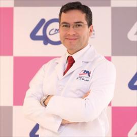Dr. Juan Jose Lascano Gallegos, Endourología y Mínima Invasión