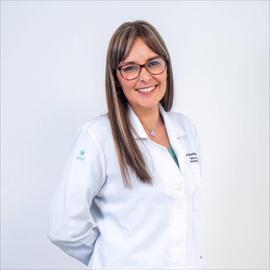 Dra. Sharon Rengel, Neumología