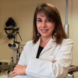Dr. Grace  Chiriboga Santamaría, Oftalmología