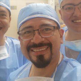 Dr. Edison Llamuca, Endourología y Mínima Invasión