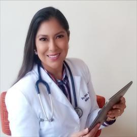 Dra. Francis Minerva Iza Ugarte, Medicina General