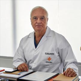 Dr. Ramiro  Martínez Viteri, Ortopedia y Traumatología