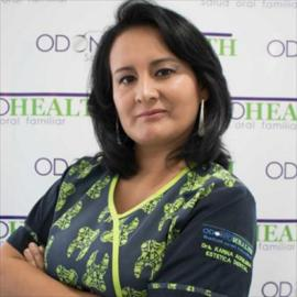 Dra. Karina  Aguilera Irazábal, Estética Odontológica