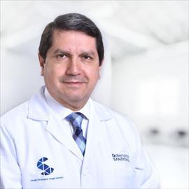 Dr. Bernardo Sandoval, Cirugía Oncológica