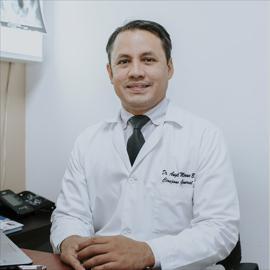 Dr. Angel Luis Moreno Briones, Cirugía General
