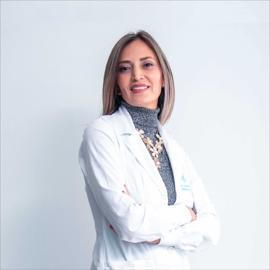 Dra. María  Rangles, Dermatología