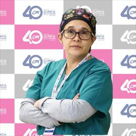 Dra. Elizabeth López Guevara, Endocrinología