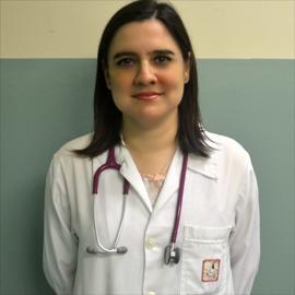 Dra. Cristina Herrera Mora, Reumatología Pediátrica