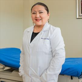Dra. Violeta  Monserrate  Muñoz  Gonzalez , Ginecología y Obstetricia