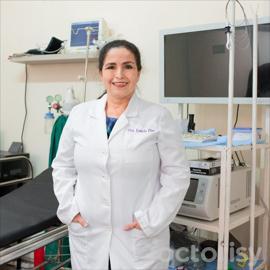 Dra. Leticia  Flor Peralta , Gastroenterología